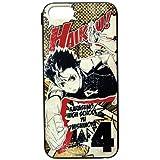 グルマンディーズ ハイキュー!! iPhone5/5s対応 スマートフォンジャケット 西谷 HIK-04C