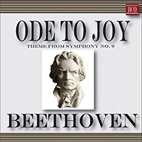 """Ode to Joy"" from Beethoven Symphony 9"