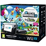 Console Nintendo Wii U 32 Gb black + New Super Mario Bros + New Super Luigi Bros - premium pack [import anglais]