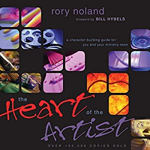 The Heart of the Artist Audiobook