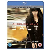Salt [Blu-ray] [2010] [Region Free]by Angelina Jolie