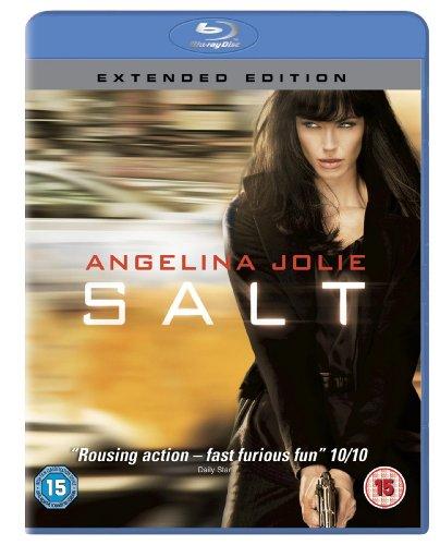 Salt [Blu-ray] [UK Import]