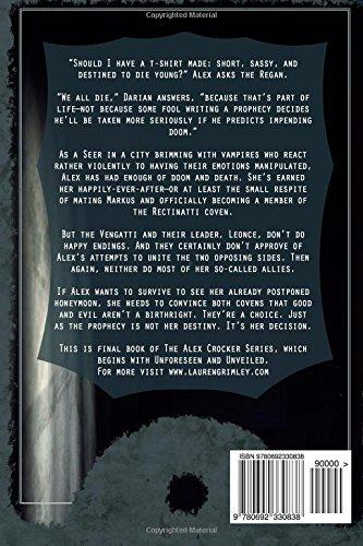 Unbound: Volume 3 (Alex Crocker Series)