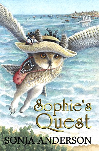 Sophie's Quest by Sonja Anderson ebook deal