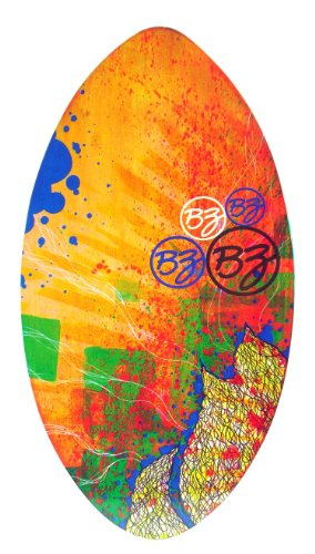 Wham o 38 5 inch bz skimboard skimboards for sale for Skimboard template