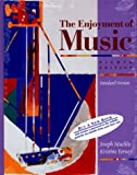 The Enjoyment of Music: An Introduction to Perceptive Listening (0393972909) by Joseph MacHlis