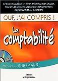 echange, troc Marie-Laure Ruhemann - La Comptabilité (CD-Rom inclus)