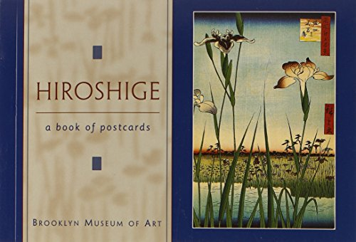 Hiroshige Book of Postcards: Postcard Book