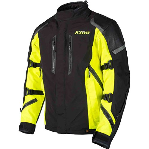 Klim Apex Men's Off-Road Motorcycle Jacket - Hi-Vis / X-Large (Italian Motorcycle Jackets compare prices)