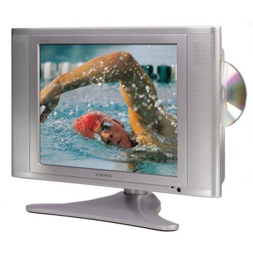 Audiovox Fpe1505Dv 15-Inch Lcd Tv With Built-In Progressive Scan Dvd Player