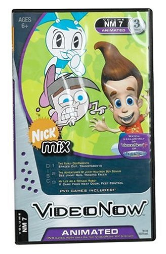 Videonow Personal Video Disc 3-Pack: Nick Mix #7 - 1
