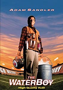 "Cover of ""The Waterboy [Blu-ray]"""