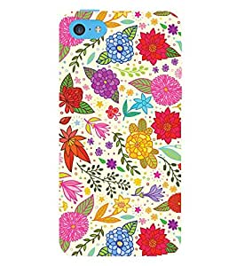 PRINTSWAG NEW ERA DESIGN Designer Back Cover Case for APPLE IPHONE5C