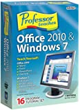 Professor Teaches Office 2010 and Win 7