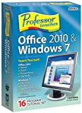 Professor Teaches Office 2010 and Windows 7