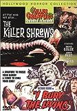 echange, troc Killer Creatures: Killer Shrews & I Bury [Import USA Zone 1]