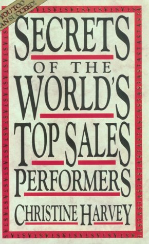 Image for Secrets of the World's Top Sales Performers