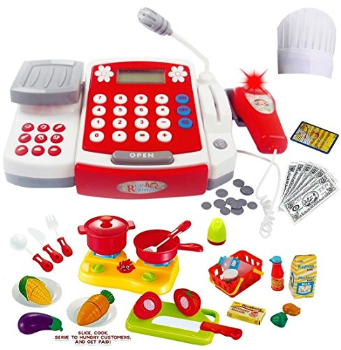 toy-cash-register-for-kids-with-scanner-microphone-calculator-mini-cooking-pots-and-pans-cutting-pla