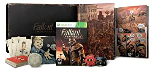 Fallout: New Vegas Collector's Edition -Xbox 360