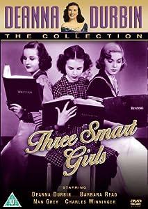 Three Smart Girls [DVD] [1936]