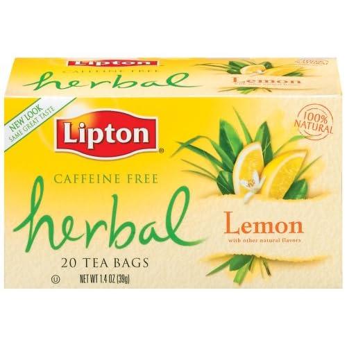 Caffeinated tea brands