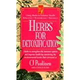 Herbs for Detoxificationby C.J. Puotinen