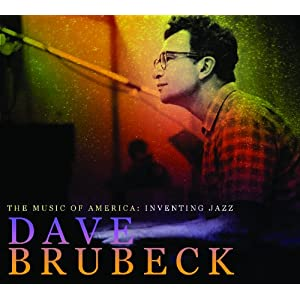 Dave Brubeck - Music of America: Inventing Jazz cover