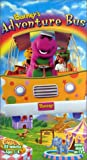 Barney's Adventure Bus [VHS]
