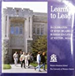 Learning to Lead - In Celebration of...