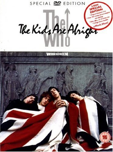 The Who - The Who - The Kids Are Alright (NTSC, 2 DVDs) - Zortam Music