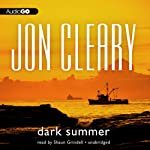 Dark Summer: Scobie Malone, Book 9 (       UNABRIDGED) by Jon Cleary Narrated by Shaun Grindell