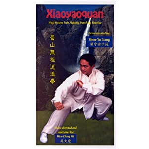 Xiaoyaoquan: Wuji System Free Fighting Punching Routine movie