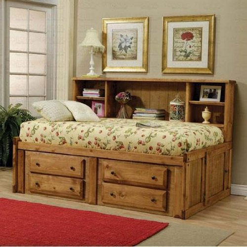 Storage Twin Beds 5337 front