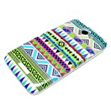 DeinPhone Zig Zag Pattern Case Cover Bumper for HTC One X XL X+ Plus - Green