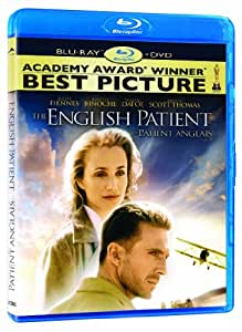 The English Patient [Blu-ray + DVD] (Bilingual)