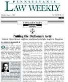 Pennsylvania Law Weekly