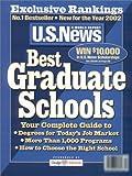Best Graduate Schools 2002