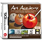 Art Academy: Learn Painting and Drawing Techniques with Step-by-Step Training (Nintendo DS)by Nintendo