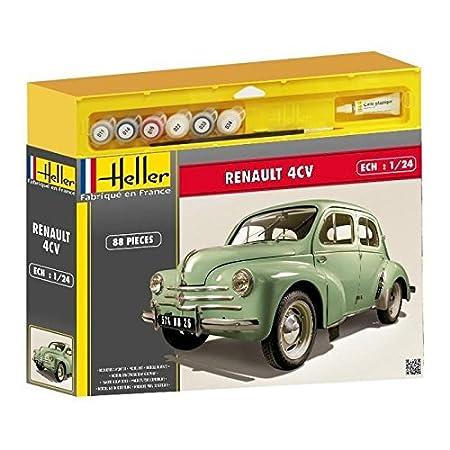 Heller - 50762 - Maquette - Renault 4 CV