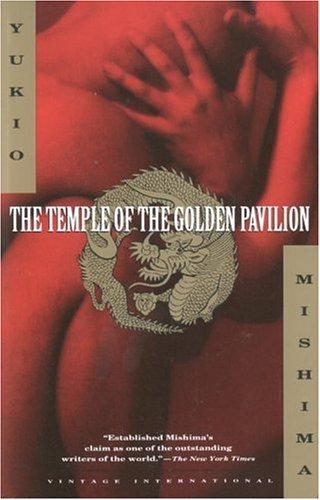 The Temple of the Golden Pavilion (Vintage International)