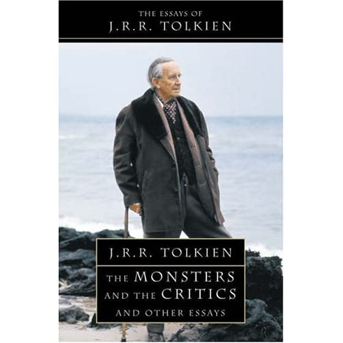 tolkien essay Complete collection of tolkien's essays, including two on beowulf, which span  three decades beginning six years before the hobbit to five years after the lord .