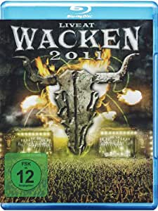 Wacken 2011 - Live at the Wacken Open Air [Blu-ray]