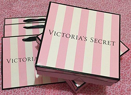 victoria-secret-coffret-cadeau-nouveau-parti-sacs-3-boite-2-taille-m-lot-de-5
