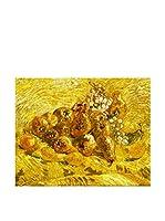 Especial Arte Lienzo Kweeperen,citroenen,perenendruiven Multicolor
