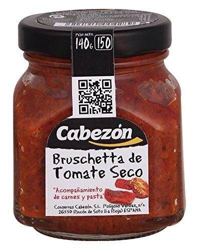 conservas-cabezon-frasco-de-bruschetta-de-tomate-seco-140-gr