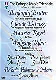 Britten/Deb/Ravel/Rihm:..