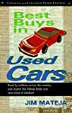 img - for Best Buys in Used Cars book / textbook / text book