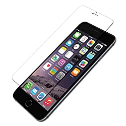 Seidio VITREO Tempered Glass Screen Protector for Apple iPhone 6 Plus - Retail Packaging - Crystal Clear