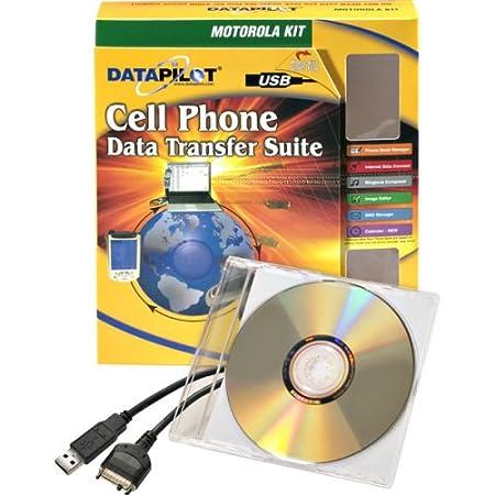 DATAPILOT CELL PHONE DATA TRANSFER SUITE - MOTOROLA
