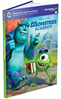 Leapfrog - 87234 - Jeu Éducatif - Livre Mon Lecteur Leap/Tag  - Monstres Academy